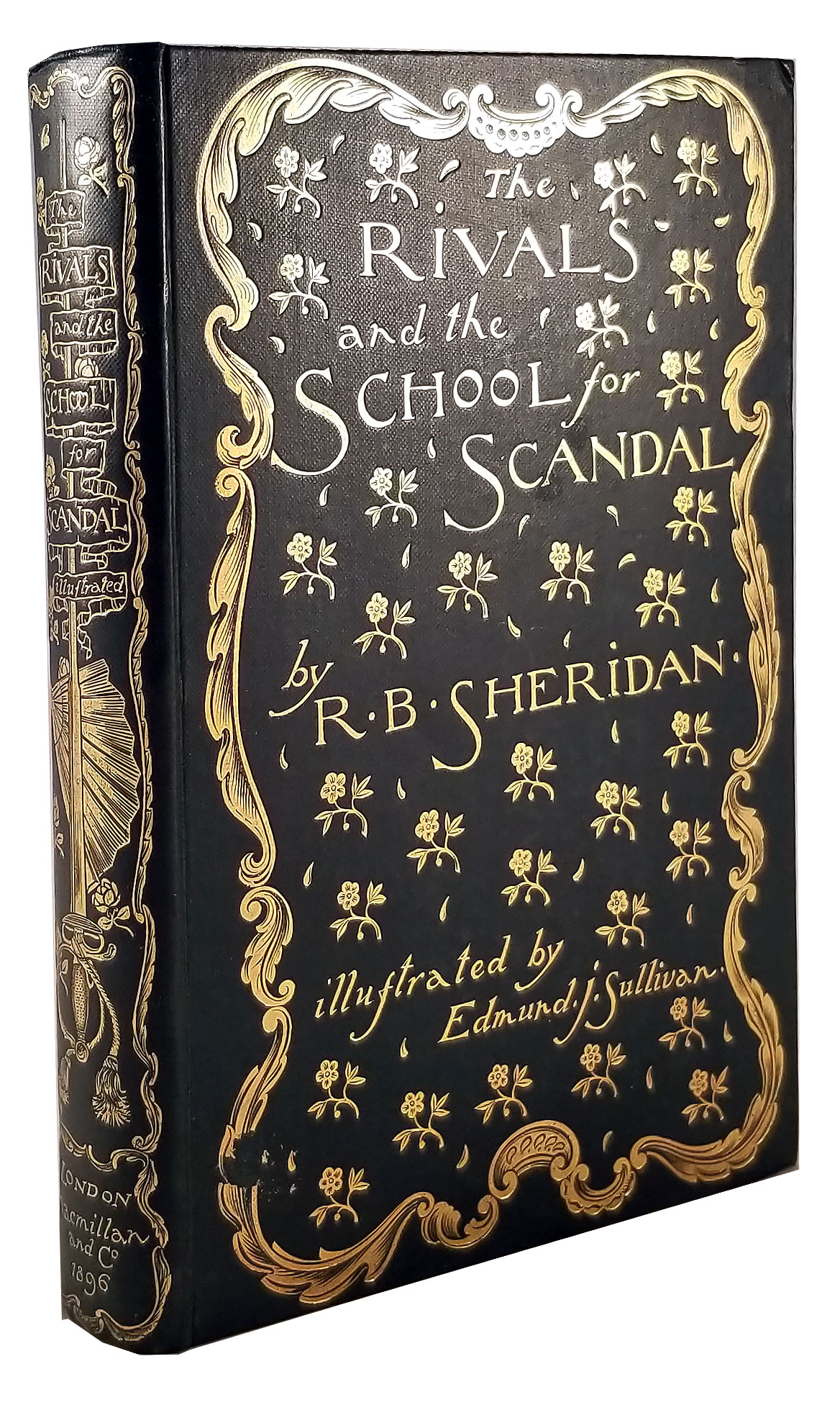 Image for THE SCHOOL FOR SCANDAL AND THE RIVALS