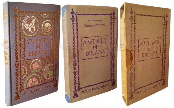 Image for REED (MCCULLOUGH), MYRTLE; ARMSTRONG, MARGARET (binding, dust jacket and slipcase design)