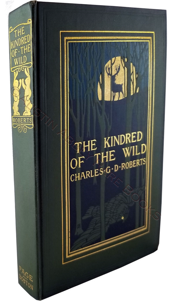 Image for THE KINDRED OF THE WILD