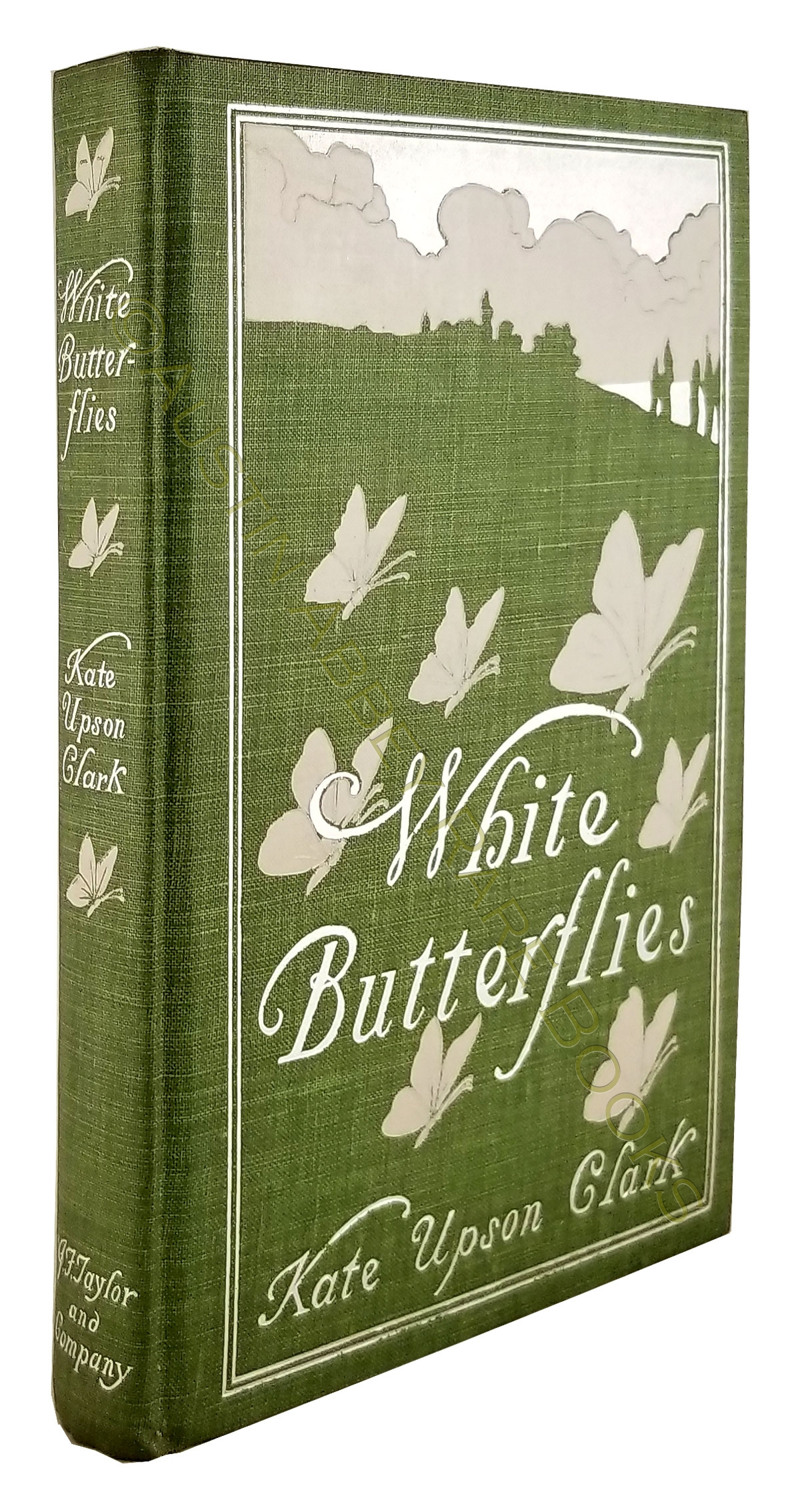 Image for WHITE BUTTERFLIES AND OTHER STORIES
