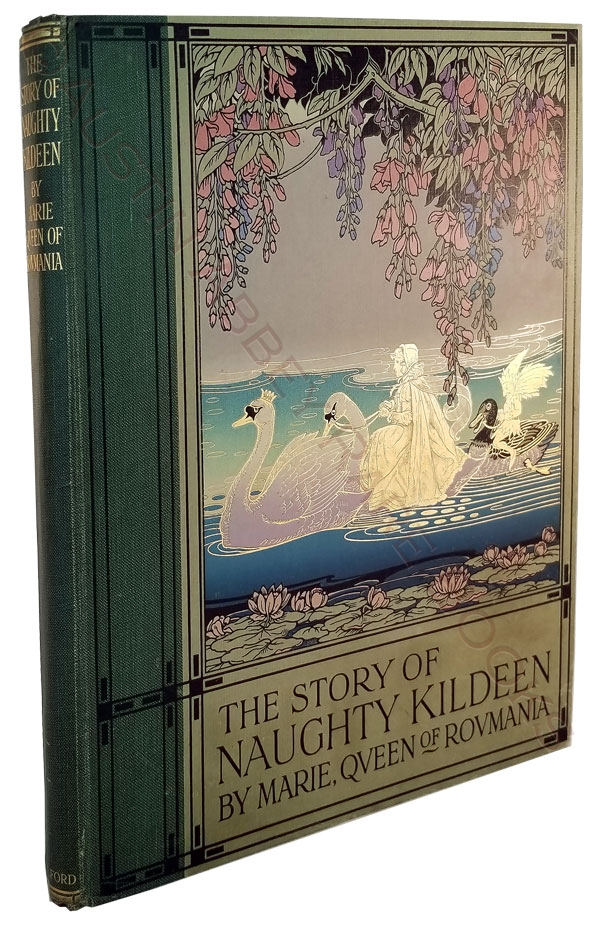 Image for THE STORY OF NAUGHTY KILDEEN BY MARIE QUEEN OF ROUMANIA