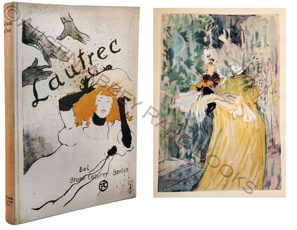 Image for HENRI DE TOULOUSE-LAUTREC