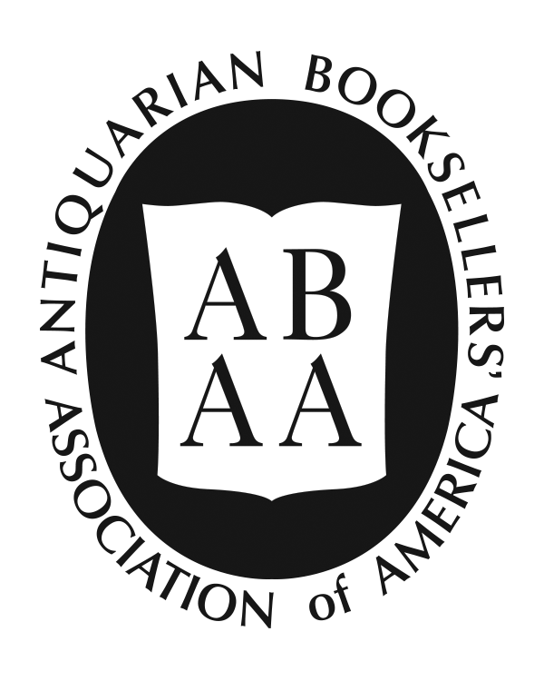 The Antiquarian Booksellers Association of America logo