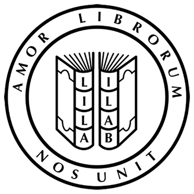 The International League of Antiquarian Booksellers logo
